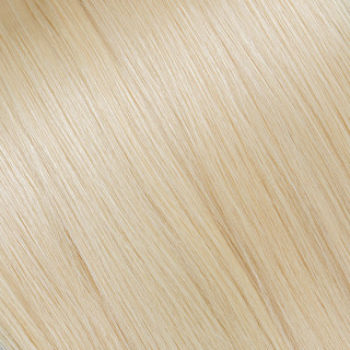 Bulk Hair Extension № DB2, golden light blonde