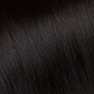 Hand tied weft № 2, dark chestnut