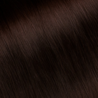 Hand tied weft № 6, light chestnut