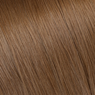 Hand tied weft № 14, light blonde