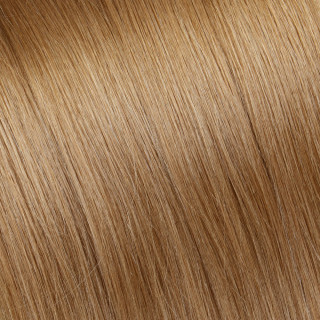 Hand tied weft № 27, golden blonde