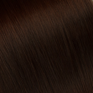 Hand tied weft № 33, light mahogany chestnut