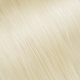 Classic ponytail Hair Extension № 20, very light ultra blonde